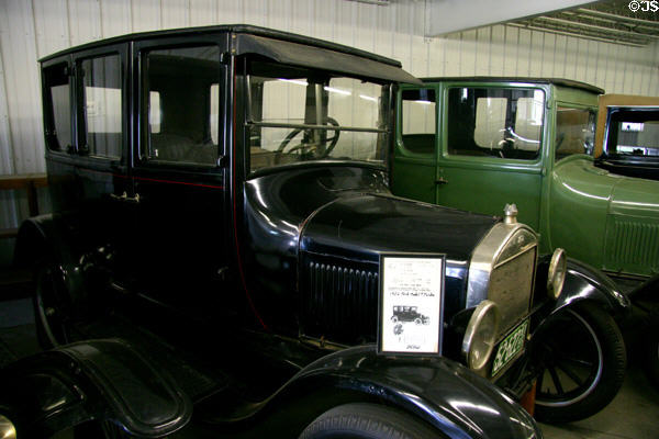 Ford Model T Sedan (1926) at Warp Pioneer Village. Minden, NE.