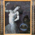 Salome painting by Franz von Stuck at Lenbachhaus. Munich, Germany.