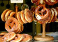 Local pretzels. Riquewihr, France