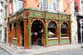 The Quays Bar at Temple Bar. Dublin, Ireland