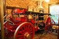 The Pat Lyons steam pumper by American Fire Engine Co. of Seneca Falls, NY at Phoenix Fire Museum. Mobile, AL.