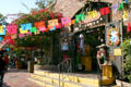 Shop on Olvera Street. Los Angeles, CA.