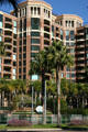 City Front Terrace residences. San Diego, CA.