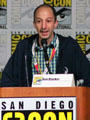 Ben Blacker hosts panel at Comic-Con International. San Diego, CA.