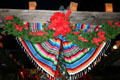 Serape display in Old Town. San Diego, CA