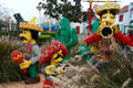 Lego mariachi band at Legoland California. Carlsbad, CA.