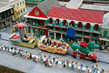 Lego New Orleans at Legoland California. Carlsbad, CA.