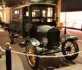 Ford Model 'T' Delivery Truck at San Bernardino County Museum. Redlands, CA.
