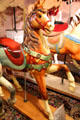 Coney Island style horse by Charles I.D. Looff at New England Carousel Museum. Bristol, CT.