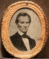 Abraham Lincoln photo by George B. Clark Jr. copied from Mathew B. Brady at National Portrait Gallery. Washington, DC.