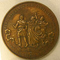Medal from Lewis & Clark Centennial Exposition, Portland, Oregon. Fort Myers, FL.