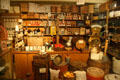 Recreation of heritage general store at Museum of Idaho. Idaho Falls, ID.