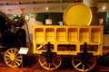 Tender of Stephenson's Rocket Replica at Henry Ford Museum. Dearborn, MI.