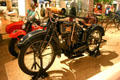 Charles Lindbergh's Excelsior Motorcycle at Henry Ford Museum. Dearborn, MI.