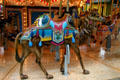 Camel on carousel in Mall of America. Minneapolis, MN.