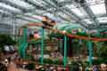 Rides in Mall of America. Minneapolis, MN.