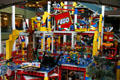 Lego fantasy at Mall of America. Minneapolis, MN.