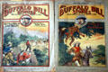 Dime novels on Buffalo Bill (1911-12)