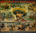 Caballeros on Congress of Rough Riders poster (c1901)