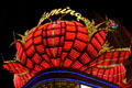 Flamingo Las Vegas sign at night. Las Vegas, NV