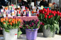 Flower market on Union Square. New York, NY