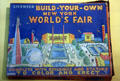 Build your own New York World's Fair toy by Standard Toycraft Products at Museum of the City of New York. New York, NY.