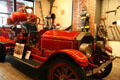 American LaFrance fire engine type 75 at New York Fire Museum. New York, NY.