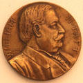 William Howard Taft medal. Fremont, OH.