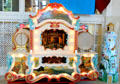 Carousel organ by Wurlitzer at Merry-Go-Round Museum. Sandusky, OH.