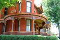 Queen Anne-style house off Frost Parkway. Tiffin, OH.
