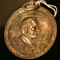 Medal of 18th President Ulysses Simpson Grant lived. OK.