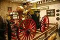 Amoskeag steam pumper at Oklahoma State Firefighters Museum. Oklahoma City, OK.