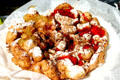 Funnel cake at Market Square. San Antonio, TX.