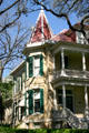 Pierre Bremond house. Austin, TX.