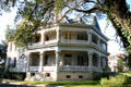 Daniel H. Caswell house father of William. Austin, TX.