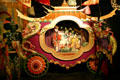 Oriental Odyssey float for Ringling Brothers, Barnum & Bailey Circus pageant at Circus World Museum. Baraboo, WI.